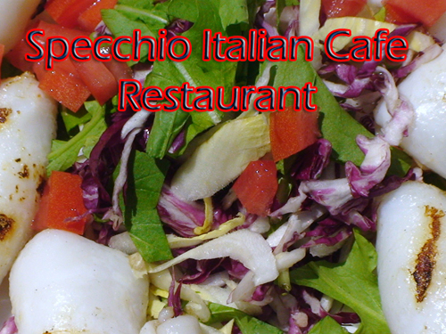 Specchio Italian Restaurant Miami Beach Surfside Florida