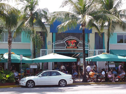 South Beach Mango S Cafe Wet Willies