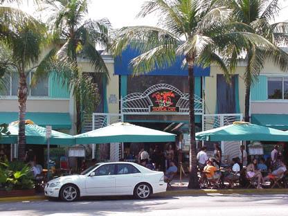 Mangos Tropical Cafe Restaurant